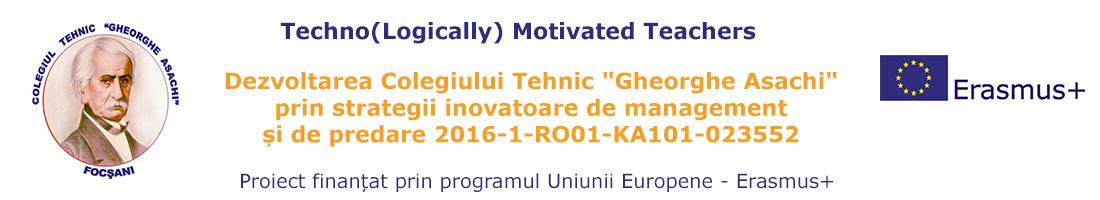 Techno (Logically) Motivated Teachers for Techno (Logically) Motivated Students